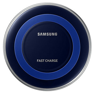 Samsung Qi Wireless Fast Charger Charging Pad Special Edition w/Wall Charger