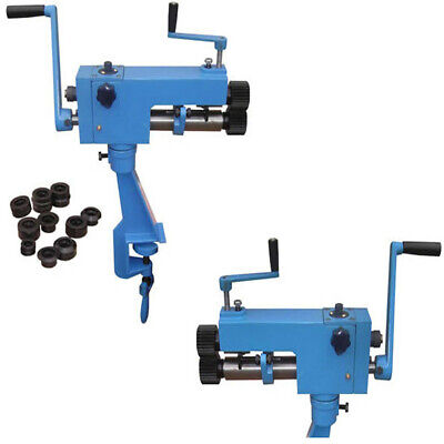 Rotary Machine Bead Roller Maximum 22 Gauge Forming Sheet Metal Steel Bender