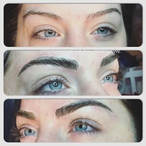MICROBLADING EYEBROWS ($50 off January special) Cambridge Kitchener Area image 9