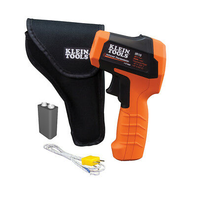 Klein Tools Ir10 201 Dual Laser Infrared Thermometer - W Case
