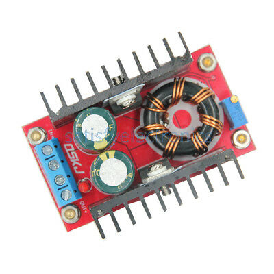 150w Dc-dc Boost Converter 10-32v To 12-35v 6a Step Up Voltage Charger Power