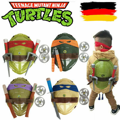 TMNT Teenage Mutant Ninja Turtles Kostüm Shell Waffe - Turtle Kostüme