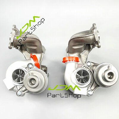for BMW 335i 535i 535xi 3.0L N54 650HP Zyl 1-6 Billet 6+6 16T Turbo Turbocharger
