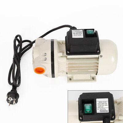 Heizölpumpe Dieselpumpe Selbstansaugend 230V 400W Pumpe Ölabsaugpumpe 34L/Min
