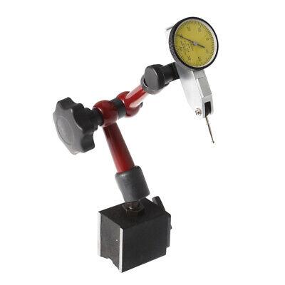 Adjustable Magnetic Base Holder With Stand Digital Level Dial Test Indicator