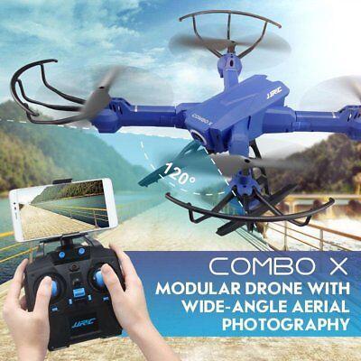 NEW P1 VR 3D WiFi FPV 2.4 Ghz Drone Quadcopter HD Camera Remote Altitude hold