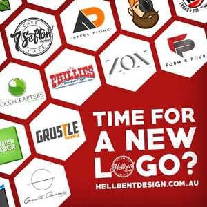 Need a designer You need Hellbent Graphic Design