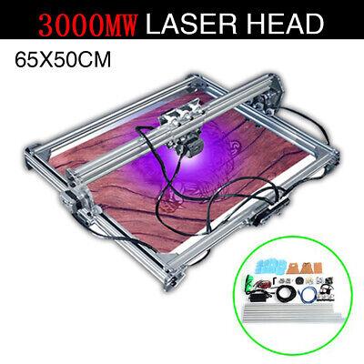 Laser Engraving Marking Printer Diy Engraver Desktop W3000mw Laser Head Aluminu