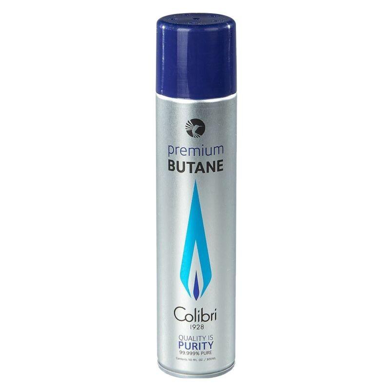 1 Can Colibri Premium Lighter Butane Refill Fuel  3.04FL OZ 90ml Canister 99.999