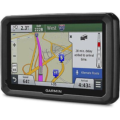 "Garmin 010-01342-00 dezl 570LMT5"" Truck GPS Navigation System with Maps/Traffic"