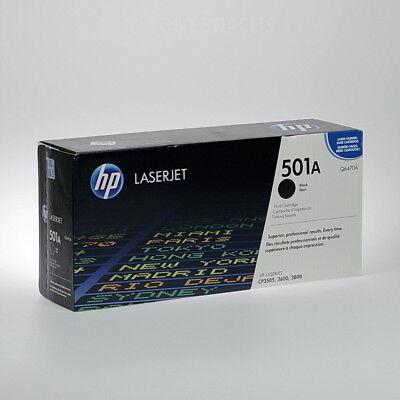 Original HP-Tonerkartusche schwarz Q6470A 501A OVP gebraucht kaufen  Neinstedt