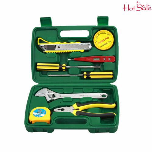 NEW Small Tool Kit Mini Portable Tool Set Home Repair Hand T