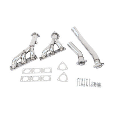 For BMW 3 SERIES E36 RHD 320 323 325 328 STAINLESS STEEL Manifold EXHAUST Pair for sale  United Kingdom