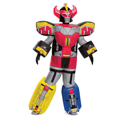 Kids Power Rangers Inflatable Megazord Costume