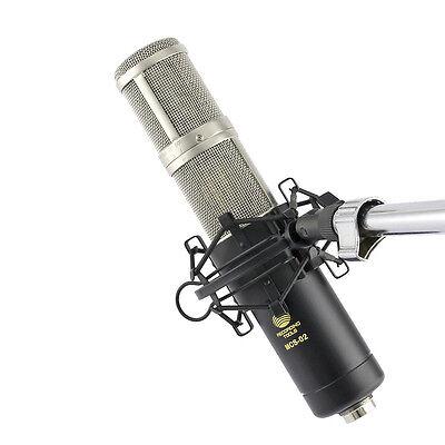 MCS-02 Stereo Microfono a condensatore con due Grande diaframma Capsula Studio