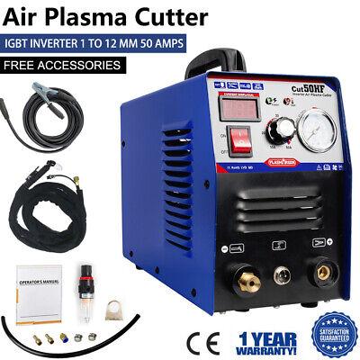 Household Cut50 Air Plasma Cutter Machine 50a Dual Voltage 110220v