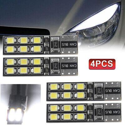 SALE 4 Pack DC12V 12*LED Error Free Eyebrow Eyelid Light For Mercedes Benz (Mercedes Benz C63 Amg Black Series For Sale)