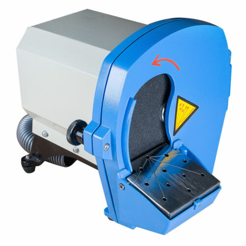 NEW Dental Laboratory Model Trimmer Wet Plaster Abrasive Lab Equipment Machine