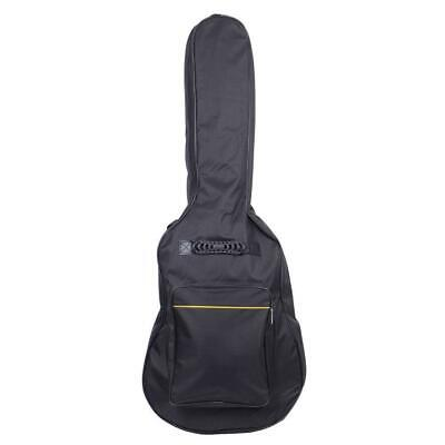 New Heavy Nylon plus Padded Cotton Acoustic Guitar Bag 41 Inch Black