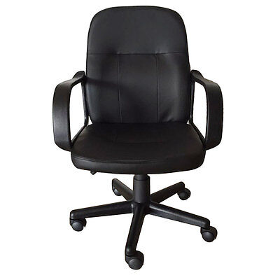 Modern Mid Back Ergonomic Desk Task Home Office Chair Executive Computer Chair