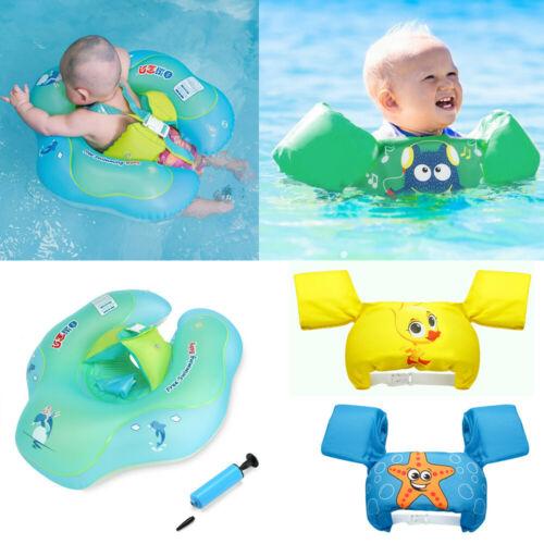 Kinder Schwimmweste Schwimmhilfe Passend Schwimmflügel Baby Schwimmen Ring