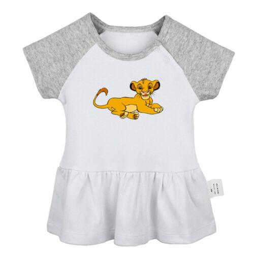 Disney The Lion King Simba Newborn Baby Dress Toddler Infant