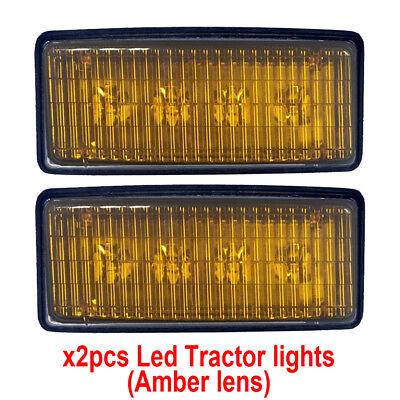Re161288 Re37450 20w 12v 24v Led Headlights For John Deere 4040 4250 4760 X2pcs