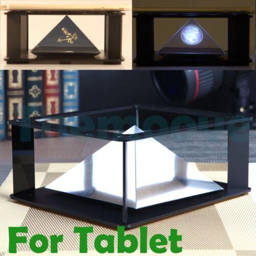 Durable Tablet 3d Holographic Hologram Display Stand Proj...