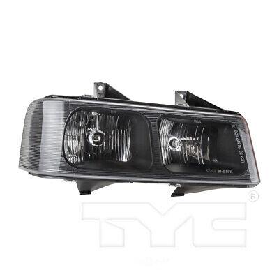 Headlight Assembly-Capa Certified Right TYC 20-6581-00-9