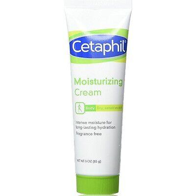 Cetaphil Moisturizing Cream for Dry/Sensitive Skin 3 oz