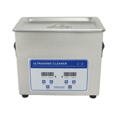 3.2l Professional Digital Ultrasonic Cleaner Machine With Timer Heated 020s