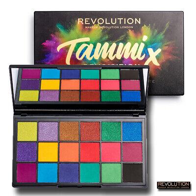 Makeup Revolution Eyeshadow Palette X Tammi Tropical Carnival