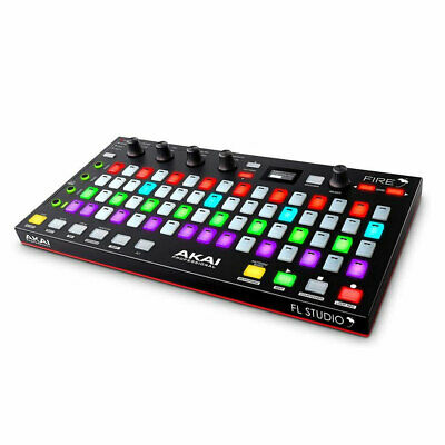 Akai Professional Fire USB MIDI Controller for FL Studio without Software