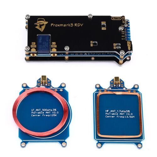 Proxmark 3 V2 RDV DEV RFID Cloner Programmer Reader Writer UID Copier NFC T5577