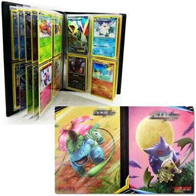 US Cards Binder Collector Album Book Pokemon Card Holder 240 Portfolio Pocket