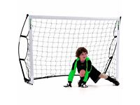 Used Quickplay sport Kickster goal in a bag 8 x 5