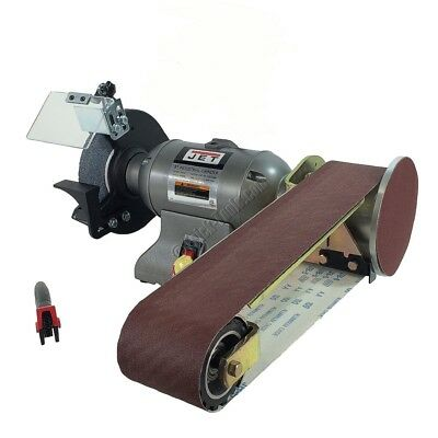 Multitool 4 X 48 Inch 1 Hp Industrial Belt Grinder Bundle