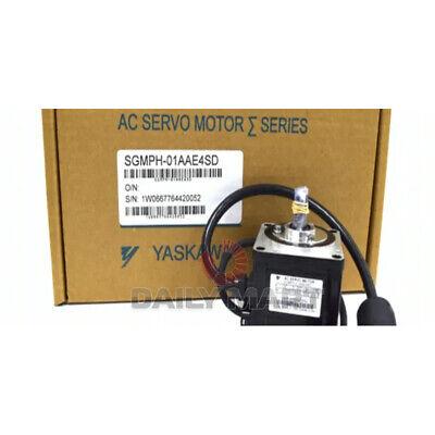 New In Box Yaskawa Sgmph-01aae4sd Servo Motor