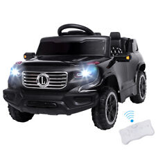 Safety Kids Ride on Car Toys Battery Power Wheels Music Light Remote Control