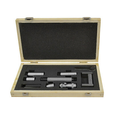 2 - 12 Inside Micrometer Tubular Interchangeable Rod Extension 0.001