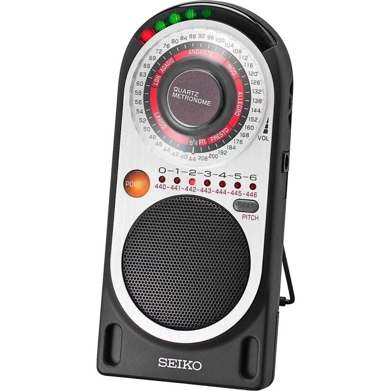 Seiko SQ70 Digital Metronome  LN