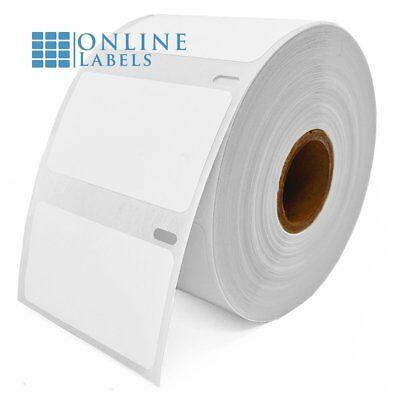 Online Labels - 2.25 X 1.25 Waterproof Labels For Dymo Printers.