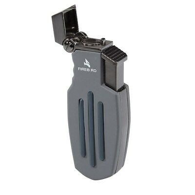 Firebird Raptor Single Torch Cigar Lighter - Gun Metal