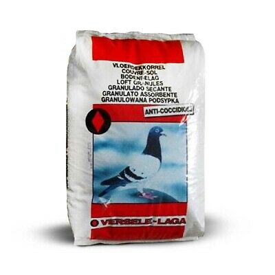 Versele Laga Loft Granules Extra. 30L Sack. Pigeon etc. Anti-Coccidiosis (VL119)