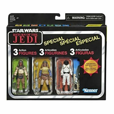 "Star Wars 3.75"" Vintage Collection Skiff Guard 3pk - New in stock"