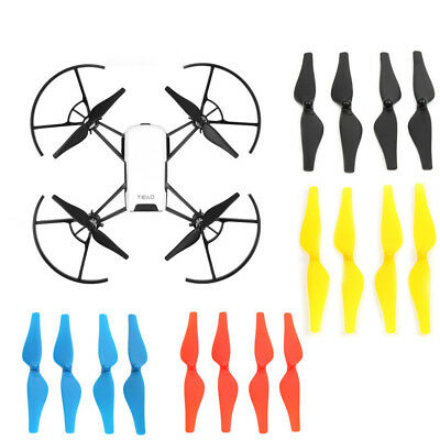 4pcs Quick Release/Lock Propellers CCW CW Props Blades For DJI Tello Mini Drone