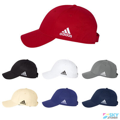 adidas Baseball Sports Cap Core Performance Max UV Structured 6-Panel Hat A600