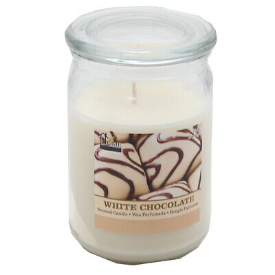 Home Innovation White Chocolate Candle 15 oz