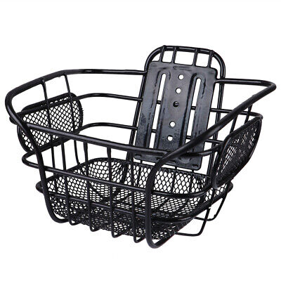 1PC Iron Front Handlebar Bike Container Hanging Basket for Cycling Riding