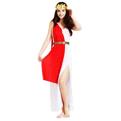 New Adult Women's Greek Style Costume Halloween Party Cosplay Suit (Greek Style Costumes)